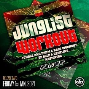 Junglist Record Cover
